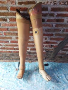 kaki palsu jawa